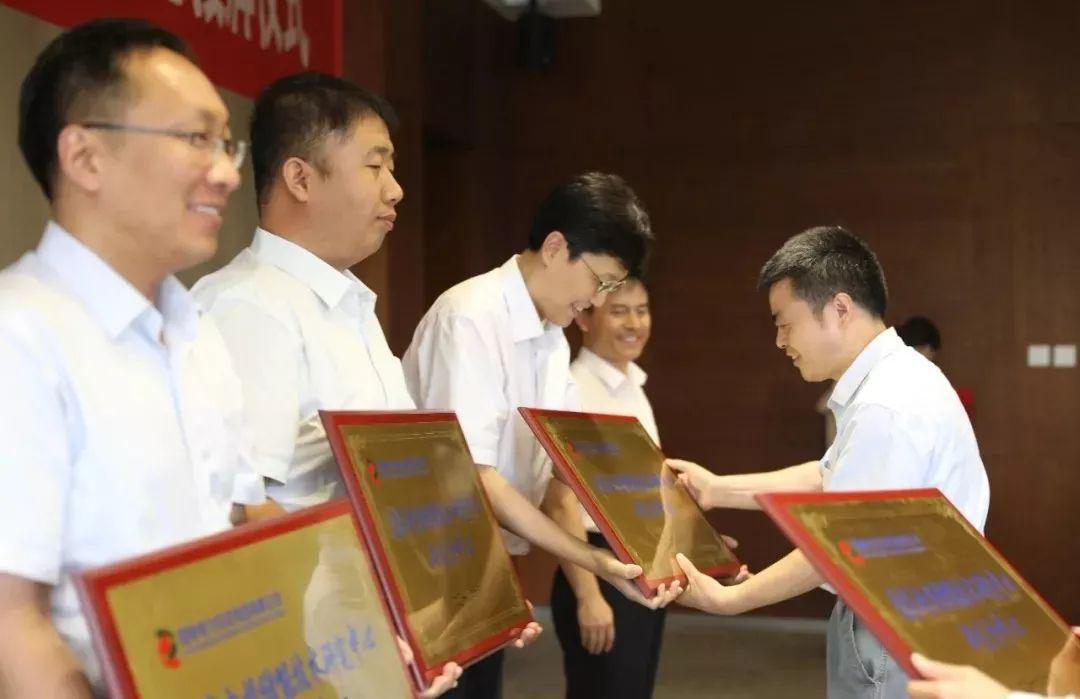 国家电投储能技术研究中心揭牌仪式以在中央研究院举行