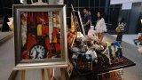 """中央美术学院美术馆将迎来一场特别的""""个人绘画展""""..."""