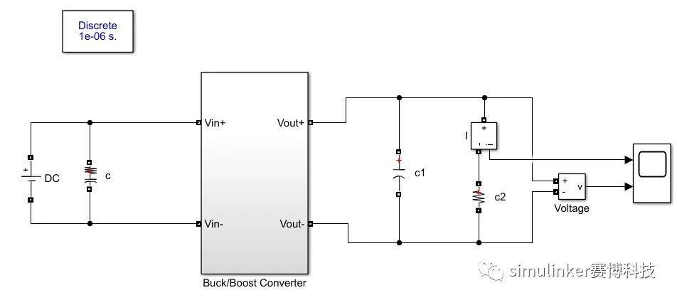双向dc/dc电路结构简单,可实现升降压功能在新能源领域广泛
