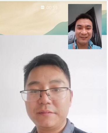 华为助力山东电信实现了省内多个厂家的5G组网高清通话