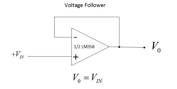 电压跟随电路