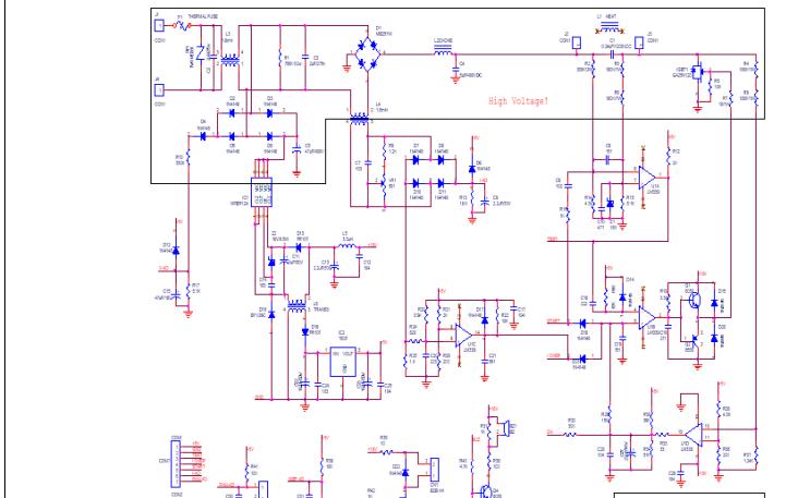 电磁炉的原理和设计等详细资料说明