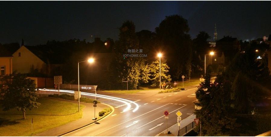物联网路灯如何让城市变得更加智能