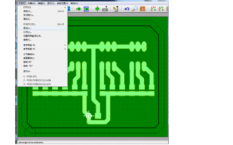 PCB板雕刻文件刀路转换软件和使用教程免费下载