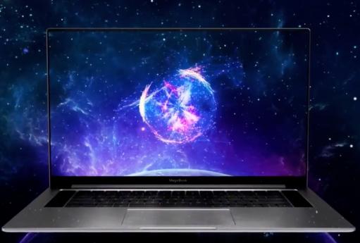 荣耀MagicBook Pro极窄的边框将开启笔记本大视野全面屏时代