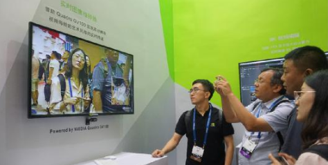 NVIDIA GPU解决方案亮相 推进专业视听产业升级