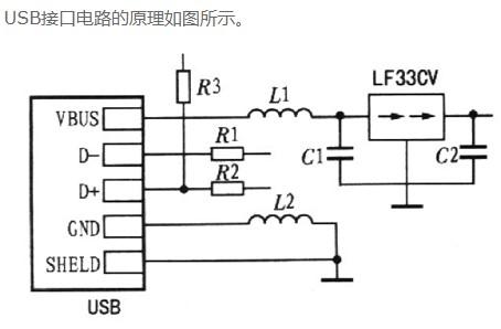 USB接口电路的原理及USB设备所具有哪些优势