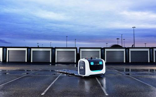 停车机器人全国火热 超25家企业竞争