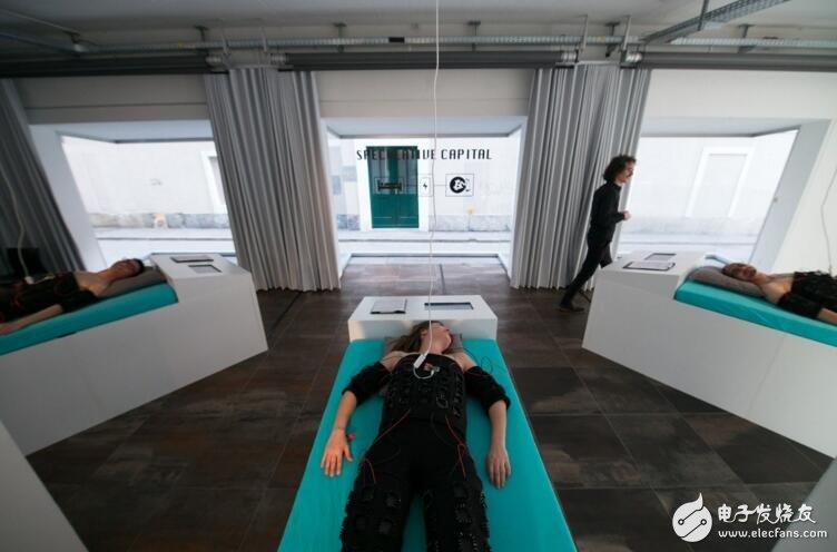 荷兰的研究人员正在利用人体的热量来挖掘加密货币