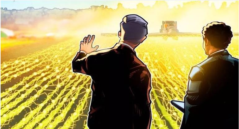 区块链技术将如何推动农产业的变革