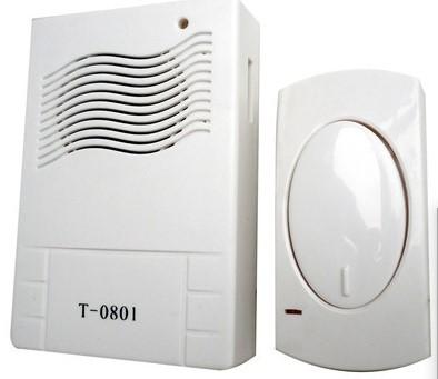 遥控门铃的结构与工作原理介绍