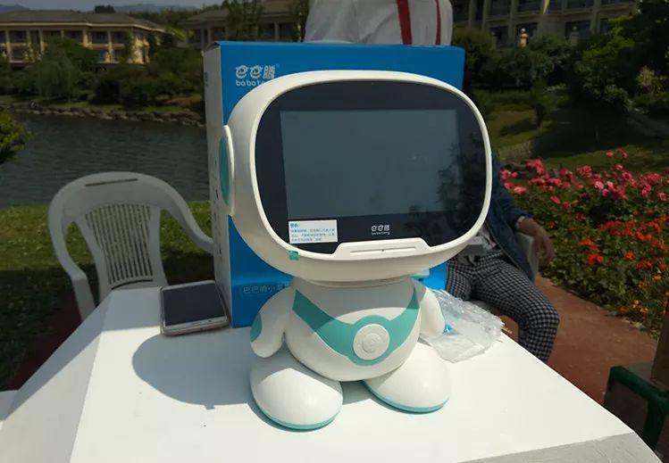 人工智能时代,它是下一个机器人明星产品