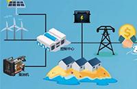 解决方案 |光伏+柴油机互补发电系统