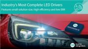 Maxim全新2款LED驱动器 为汽车照明提供更高亮度LED驱动方案