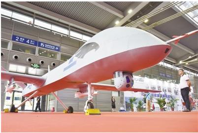 5G加持民用无人机将飞得更高