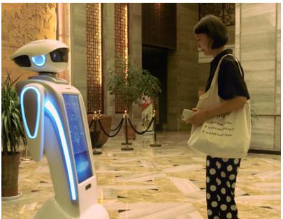 智能机器人可以给企业带来哪些优势