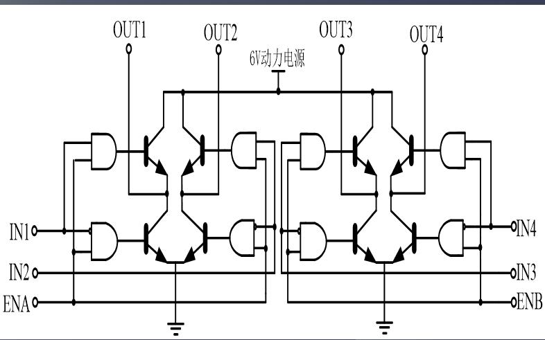 L298N電機驅動模塊的介紹和典型應用的詳細說明