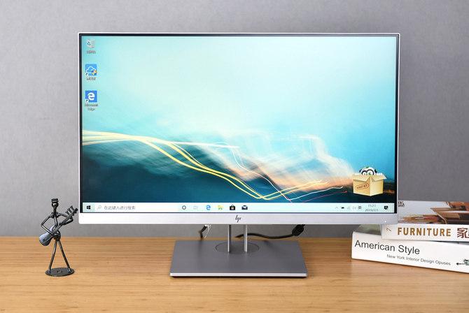 惠普E243d扩展显示器评测 一款非常适合办公和...