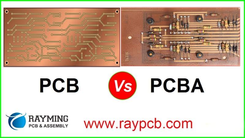 什么是PCB组装及PCB和PCBA之间的区别
