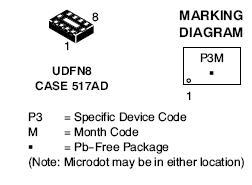 NUP8011 电涌保护器 低钳位电压