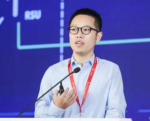 中国移动安全技术研究所彭晋正式发布了LTE—V2...