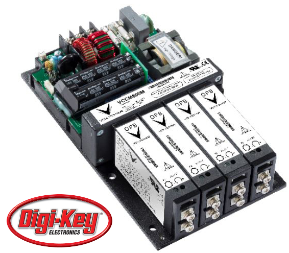 Vox Power Ltd全系列用户可配置电源通...