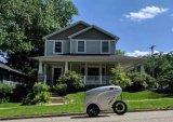 """美国最新机器人要跟自行车""""抢地盘""""?"""
