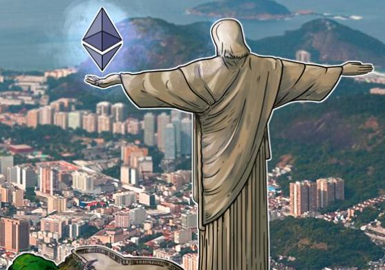 巴西政府正在探索利用以太坊区块链网络来存储和处理...