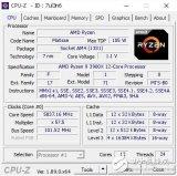 微星X570主板锐龙9 3900X超频创新纪录 频率直接推向5.8GHz