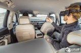 保时捷和Holoride联合为后排乘客打造VR娱乐系统