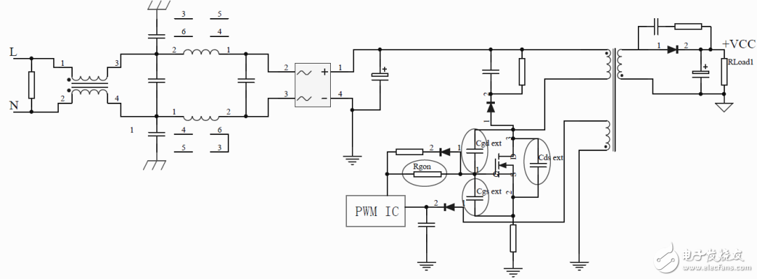 从设计角度讨论如何降低电路EMI - 电源/新能源- 电子发烧友网