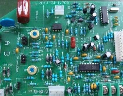 电子元器件的焊接及拆卸方法