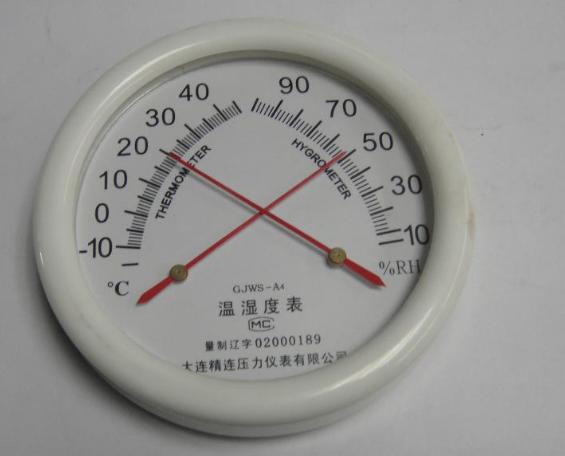 温湿度计的使用注意事项及测量范围