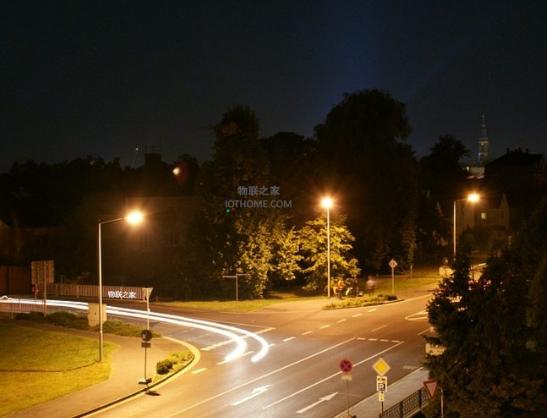 物联网路灯将有助于改善城市服务让城市变得更智能