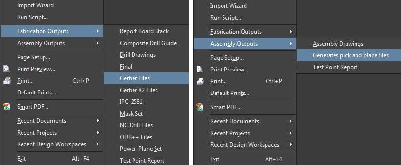 pcb设计中文件处理问题