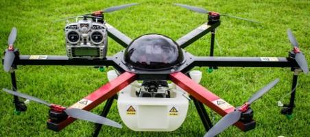 碳纖維復合材料在快遞無人機領域的應用發展趨勢