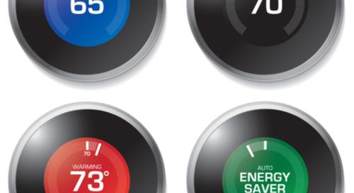 尖端PCB设计师是如何使用Nest恒温器改造家庭的?