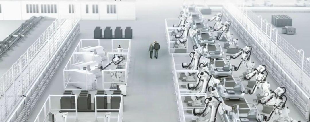 大胆预测未来工厂里有哪些新科技?