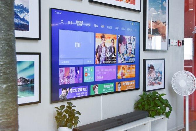 小米壁画电视体验 距离智能生活更进一步