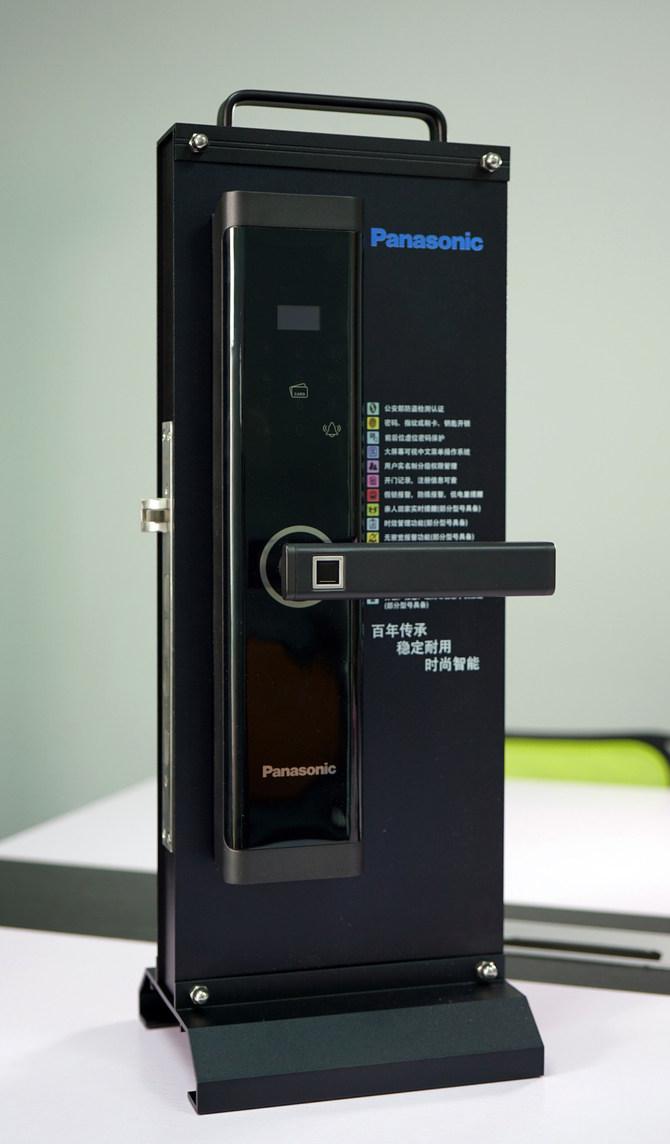 松下X1系列云顶娱乐平台下载锁体验评测 可以说是一款非常简约好用的锁具