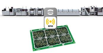 PCB生产线中使用到的RFID检测技术