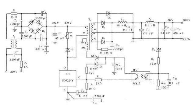 pcb电路板设计中开关电源铜线如何布线