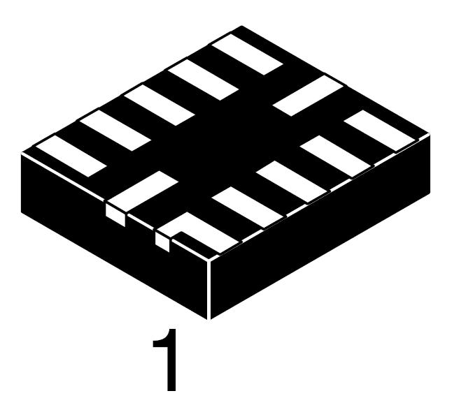 NCN1154 DP3T数据开关 USB 2.0高速/音频 具有负摆动功能
