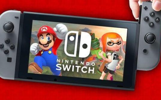 任天堂升级版Switch游戏主机8月亮相 可持续游玩5.5小时