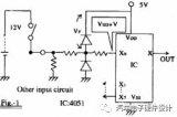 模拟电路中的钳位二极管