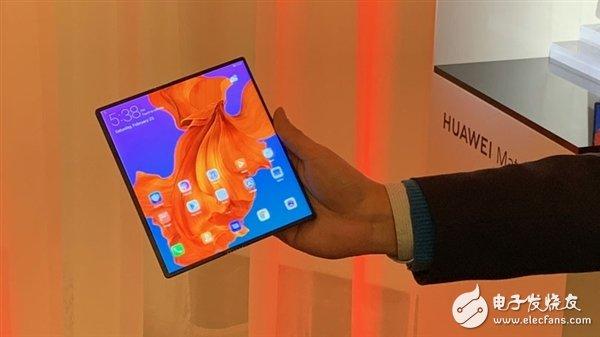 华为首款折叠屏手机MateX入网 搭载华为首款7nm5G芯片巴龙5000