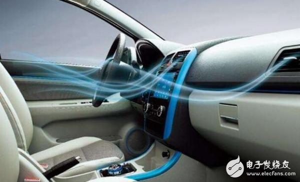 基于溫濕度傳感器的車內空氣凈化系統