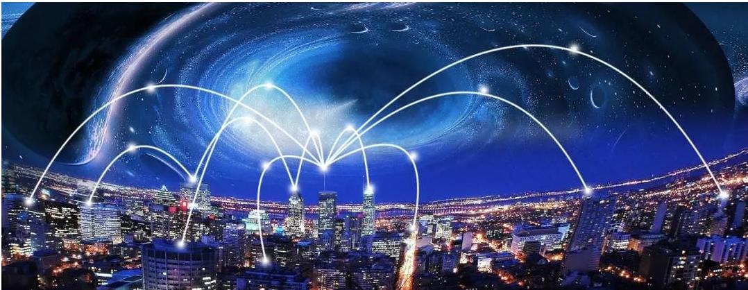万物互联将构建智慧城市新蓝图