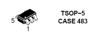 NCV4295C LDO稳压器 30 mA 超低压差