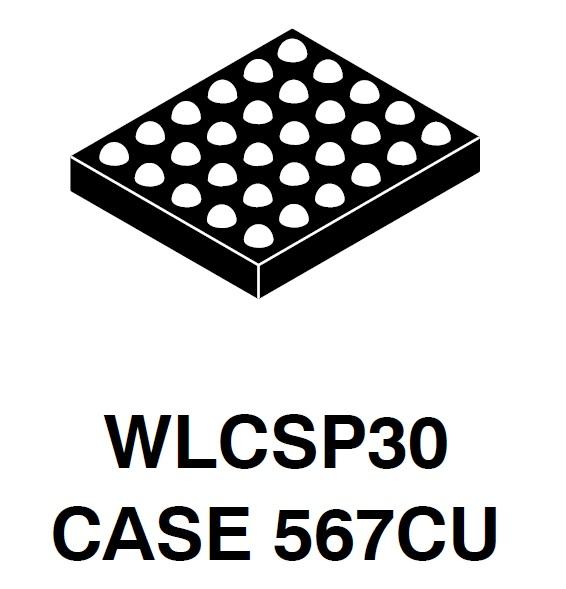 NCP6924 6通道电源管理IC(PMIC) 带有2个DC-DC转换器和4个LDO